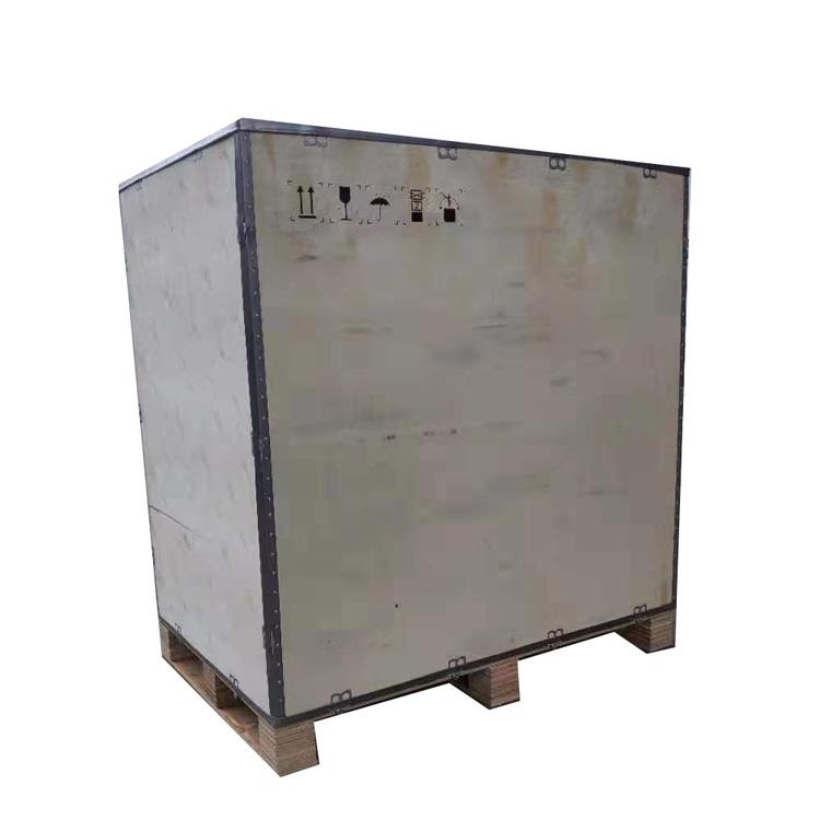 罗湖钢带木箱