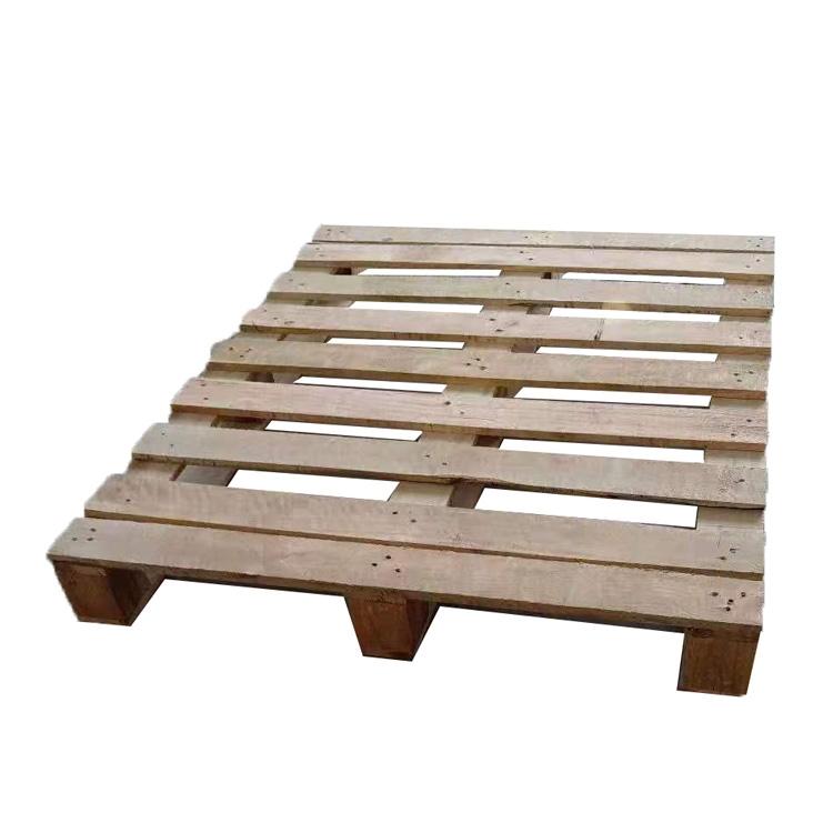 四面进叉实木托盘